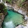 【青い水の絶景】長野県・阿寺渓谷編