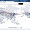 マイラーの旅行計画にお役立ち!アライアンス別の路線網がひと目で分かるツール