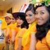 【世界の美人CA/Flight Attendantシリーズvol.1】セブ・パシフィック航空-Cebu Pacific Air