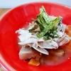 【超減量味噌汁 by マッスルグリル】を鮭でアレンジしてみた