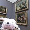 うさちゃんと巡るルーブル美術館♪ハネムーン旅行記♪