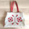 【雑貨】お買い物バッグは、常に出しておけるお気に入りの一品を
