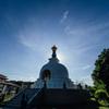 稲城の多摩仏舎利塔を見に行ったらすぐ近くにも別の巨大なストゥーパがあって驚いた