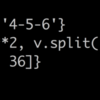 Pythonでdictionaryの各要素に処理を加えた別のdictionaryをつくる