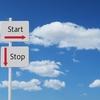 始めること。辞めること。続けること。どれが一番難しい?