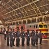 バンコク 「ファランポーンHua Lamphong(クルンテープ)駅」~今年いっぱいでこの光景は、もう見れなくなるかも⁈