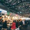 【韓国グルメ】広蔵市場のユッケが絶品!立ち並ぶ屋台の数と溢れる活気に圧倒されました!