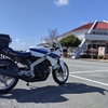バイクの修理が終わったので阿蘇方面へツーリング