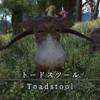 【FF14】 モンスター図鑑 No.023「トードスツール(Toadstool)」