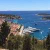 クロアチア旅行記 その5、フヴァル島
