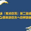 アニメ『鬼滅の刃』第二話感想!原作マンガ未読の方への解説あり!!