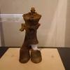 重要文化財クラスの中空土偶を横浜市歴史博物館で展示