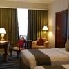 カタール航空でドーハ国際空港でのトランジット。本当に高級ホテルが無料でした。