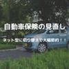 自動車保険の見直しで3万円の節約に成功!