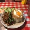 溝の口のタイ料理のお店「コ!ピーピー」でガパオのランチ