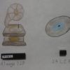 EEPROMに楽譜を記録する♬ ♪ ♬ Tiny蓄音機レコード仕様プロジェクト2 [EEPROMレコード盤作り]