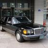 【オールド メルセデス】今も現役の'80年代 560SEL・W126 Sクラスにソウルで遭遇