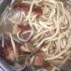 台湾の弁当(2018.1.24のお昼ごはん)