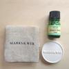 MARKS&WEBセラミックアロマプレートは香水が苦手な大人女子におすすめ
