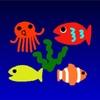 ビスケットプログラミングで「海の世界」をつくろう!(Viscuitの使い方①「進む方向と速さ」)