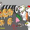 寿司の世界の闇