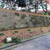 【金沢城石垣めぐり】さまざまな刻印が彫られた石垣がある「数寄屋敷石垣」