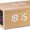 ワイヤレス充電、Bluetooth スピーカー、目覚まし時計と多機能 高音質スピーカー