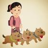 ワンちゃんと暮らすあなたはラッキーです。犬と一緒の生活が「心筋梗塞や脳梗塞を減らす」ことを示唆する研究結果が発表される