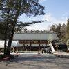 櫻木神社にお参り