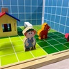 『Topo-Logic』 HABA education のかわいい積み木ゲーム【100点】