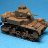 1/72 M3スチュアート軽戦車 ガルパン仕様