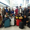 成田空港到着!  Ankunft in Narita