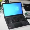 レノボ ThinkPad X13 Gen 2 AMD の実機外観レビュー