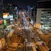 Pixel 3 で四谷交差点の夜景撮影🌆