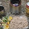 燃料も食材も山の恵み Solo Stove(ソロストーブ)で山菜の天ぷら作ってみた