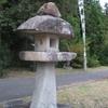 天保の石灯籠