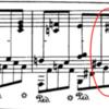 ショパンピアノソナタ3番4楽章〜対照部B1 〜分析