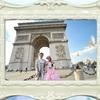 パリ 海外フォトウェディング 凱旋門♪ ハネムーン旅行記2014 フランス&パリ♪