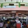 タンジュンブンガの市場で買い物、そして私の料理