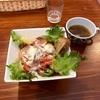 🚩外食日記(83)    宮崎ランチ   「ブルソ・ボナール」② より、【フレッシュトマトの冷製パスタ】‼️