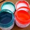 ネットで購入するシルクスクリーン印刷のインクの色が分かりにくい!DYE COLOR(ダイカラー)編 「赤・緑」