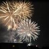 (*'▽')大濠公園の花火