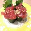 ローカル回転ずしシリーズ。 大阪弁天町の回転ずし、新竹寿司