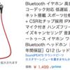 【新品・半額】SoundPEATS(サウンドピーツ) Q12【正規品】