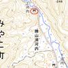 京都郡みやこ町勝山浦河内 神社跡?