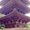 醍醐寺の五重塔は屈強