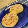 おかずパンが食べたい!おからで簡単、糖質オフのおからハムマヨパンレシピ。