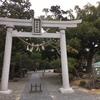 始めての感覚。池宮神社にて