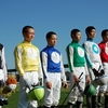 【中山競馬場】公開模擬レースの結果