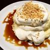 高倉町珈琲「特性クリームのリコッタパンケーキ」を食べたよ